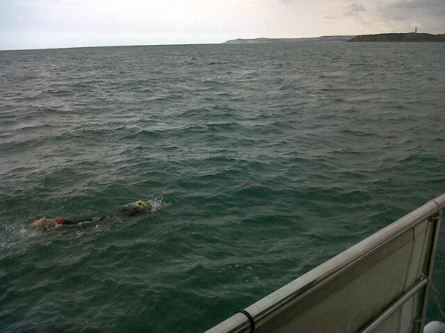 swimming cap gris nez